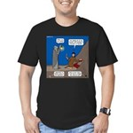 Led Zephaniah Men's Fitted T-Shirt (dark)