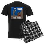 Led Zephaniah Men's Dark Pajamas