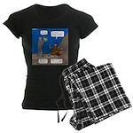 Led Zephaniah Women's Dark Pajamas