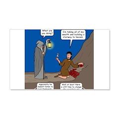 Led Zephaniah Wall Decal