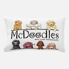 Goldendoodle McDoodles Pillow Case