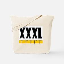 Ruler XXXL Tote Bag