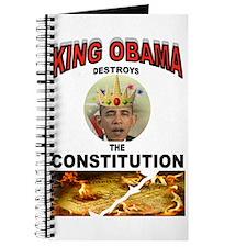KING BARACK Journal