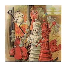 The King & Queen Tile Coaster