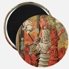"""The King & Queen 2.25"""" Magnet (100 pack)"""