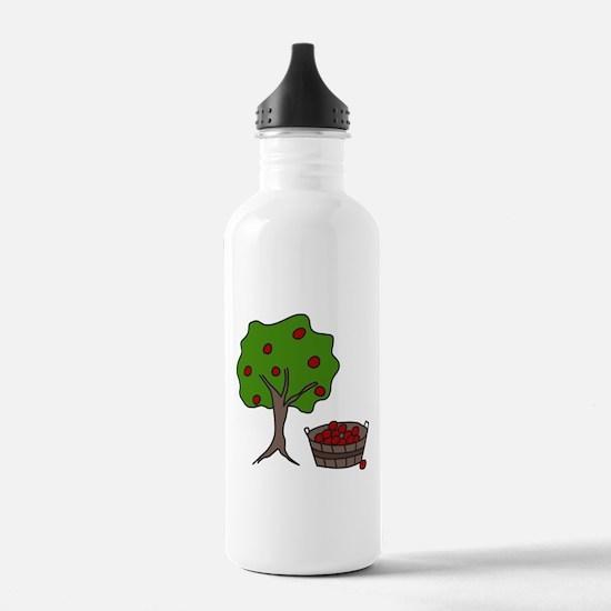 Apple Tree Water Bottle