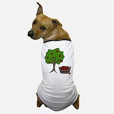 Apple Tree Dog T-Shirt
