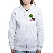 Apple Picker Zip Hoodie