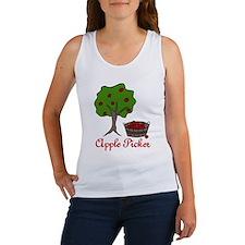 Apple Picker Women's Tank Top