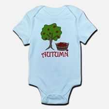 Autumn Infant Bodysuit