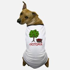 Autumn Dog T-Shirt