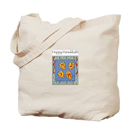 Happy Hannukah Tote Bag