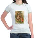 The White Knight Jr. Ringer T-Shirt