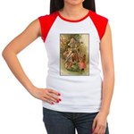 The White Knight Women's Cap Sleeve T-Shirt