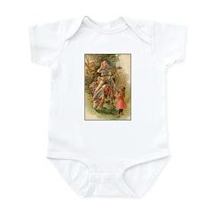 The White Knight Infant Bodysuit