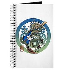 Dragon Bass 04 Journal