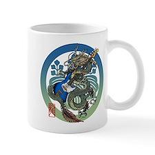 Dragon Bass 04 Mug
