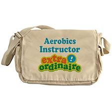 Aerobics Instructor Extraordinaire Messenger Bag