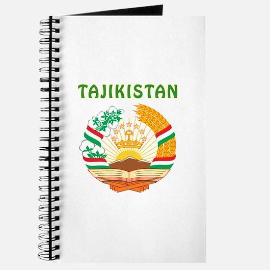 Tajikistan Coat of arms Journal