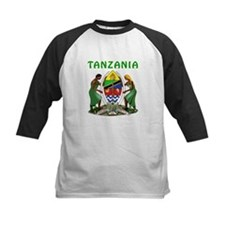 Tanzania Coat of arms Tee