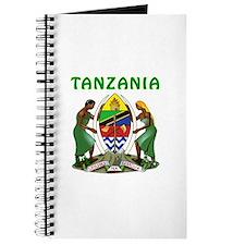 Tanzania Coat of arms Journal