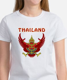 Thailand Coat of arms Tee