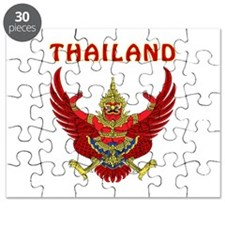Thailand Coat of arms Puzzle