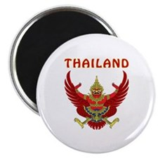 "Thailand Coat of arms 2.25"" Magnet (10 pack)"