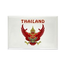 Thailand Coat of arms Rectangle Magnet