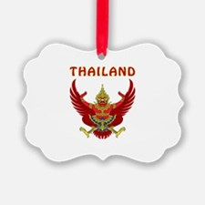 Thailand Coat of arms Ornament