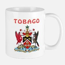 Tobago Coat of arms Mug