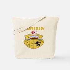 Tunisia Coat of arms Tote Bag