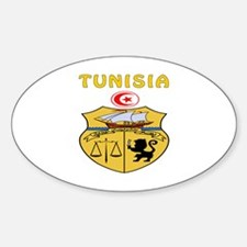 Tunisia Coat of arms Decal