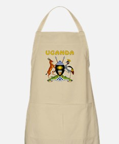 Uganda Coat of arms Apron