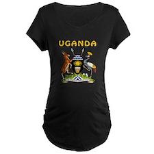 Uganda Coat of arms T-Shirt