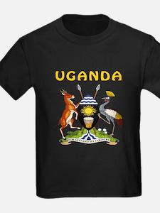 Uganda Coat of arms T