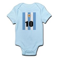 Argentina soccer Infant Bodysuit