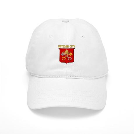 Vatican city Coat of arms Cap