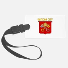 Vatican city Coat of arms Luggage Tag