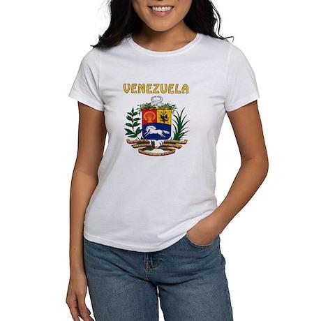 Venezuela Coat of arms Women's T-Shirt