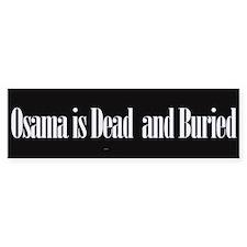 Osama Bumper Sticker