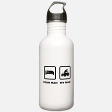 Acupuncture Water Bottle