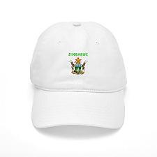 Zimbabwe Coat of arms Baseball Cap
