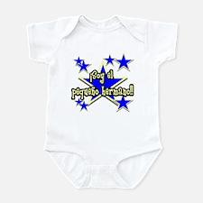 I'm the little brother Infant Bodysuit