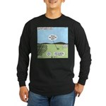 Seven Shepherds Long Sleeve Dark T-Shirt