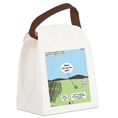 Seven Shepherds Canvas Lunch Bag