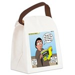 Offering for Bone Heads Canvas Lunch Bag