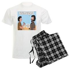 Joshua's Scalpel Pajamas