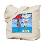 When it Rains it Pours Tote Bag