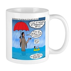 When it Rains it Pours Mug